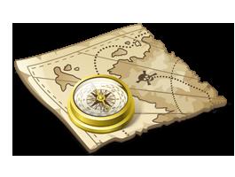 Mapa e Bussola